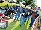 Bikers join forces to spread message and save lives