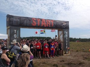 Tough Mudder Sunshine Coast 2013