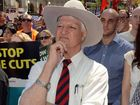 Election spotlight on Gladstone with Rudd, Katter in town