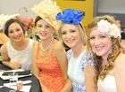 Kindy goes through the looking glass for glam fundraiser