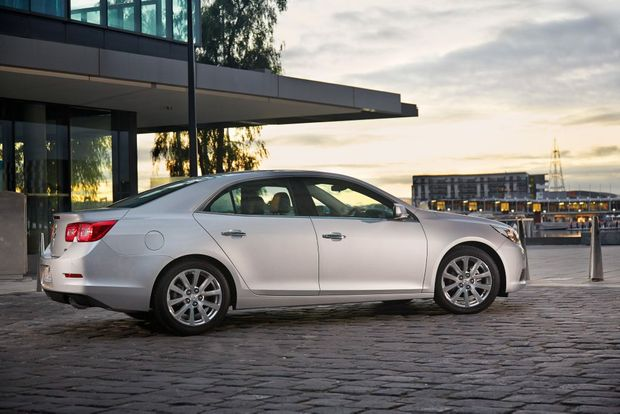 Road Test Holden Malibu Is Perfect For Financially Savvy Tweed Daily News