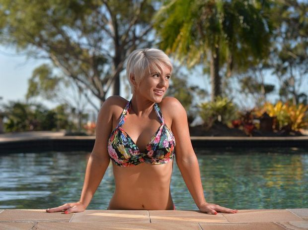 FLORAL FLOW: Relax and drift away in this floral Seafolly bikini (top-$89.95) from Coastline Clothing.