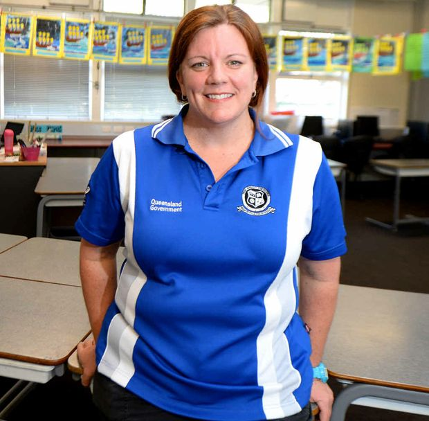 Frenchville State School teacher Linda Allen has been nominated for an Excellence in Teaching award and will be travelling to Brisbane for the announcement.
