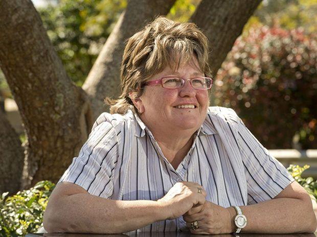 Fresh Hope director of counselling Karen Bartlett