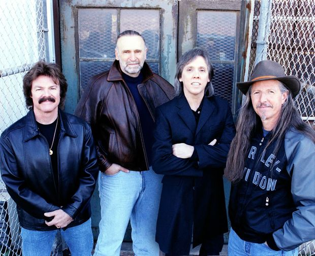 The Doobie Brothers.