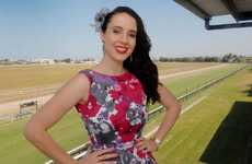 Katie Clarke has entered this year's Face of the Races competition, and is in the running to be the Mackay races ambassador for the next 12 months.