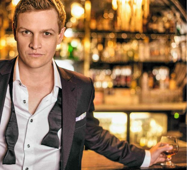 SWITCHED ON: Runner-up from The Voice Australia 2013 Luke Kennedy talks to The Observer about life in the 'musical' fast lane.
