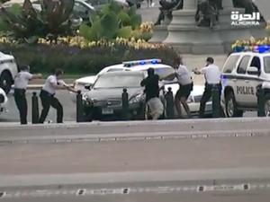 Shooting near US Capitol