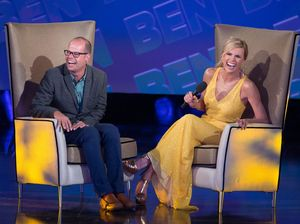 A real shocker: Ben's eviction throws viewers for a six