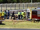 A CORONER has found that an unknown mechanical failure caused the fiery car crash that killed professional race car driver Sean Edwards at Queensland Raceway
