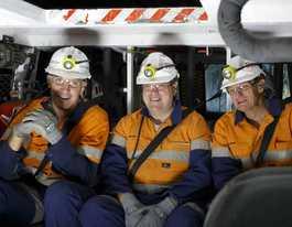 Gladstone coal exports at record level