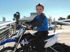 Surat child dies in tragic motorbike accident