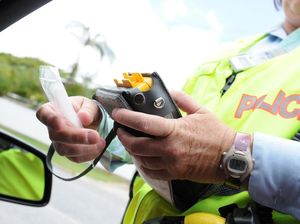 High range drink driver caught on Pacific Highway