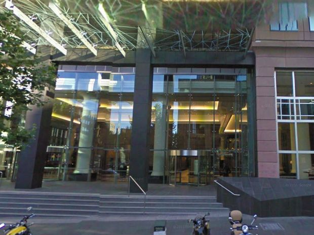 530 Collins Street Melbourne. Image: Google Streetview