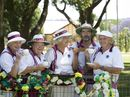 LIKE most little clubs in town, the members of West Toowoomba Croquet Club each contribute to the success of their organisation.