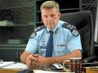 Assistant Commissioner Mike Condon is leaving the Central Region after being appointed as the A/C of the Operations Support Command in Brisbane.