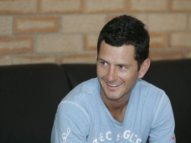 Jamie Dwyer - Rockhampton hockey star. Photo Sharyn O'Neill / The Morning Bulletin