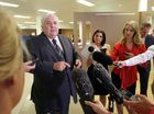 Clive Palmer defends interests in nickel refinery