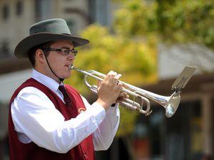 Treasured bugle sounds Last Post