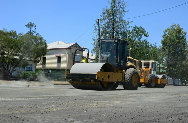 JUSTIFIED BILL: Contractors complete work on Patrick St. The stretch was resurfaced due to issues with the quarry material