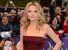 Michelle Pfeiffer loves to get naked at home