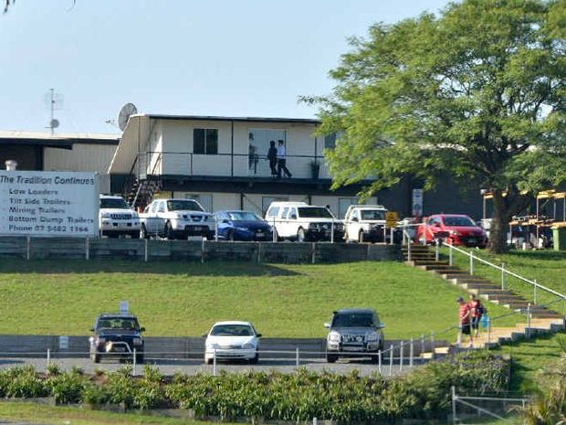 The J Smith & Sons' truck trailer factory in Gympie has been shut down due to the economic downturn.
