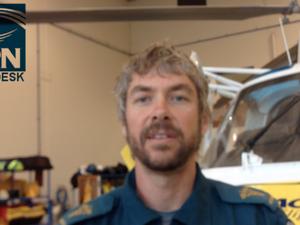 Flight paramedic on tiger attack victim