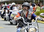 The annual Ulysses Club Lockyer branch Ipswich annual toy run. Photo: Claudia Baxter / The Queensland Times