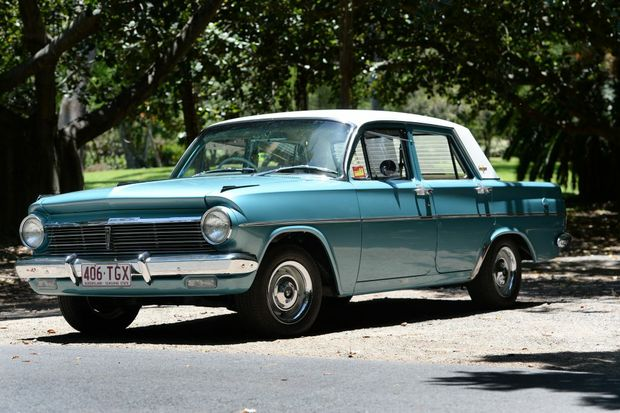 1964 EH Holden Premier. Photo: Chris Ison / The Morning Bulletin