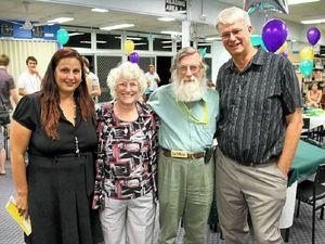 Lockyer District High surprise farewell for Bob Fifoot