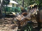 CLIVE Palmer's empire including the vintage cars and dinosaurs at the Palmer Coolum Resort could be sold off to pay back Queensland Nickel's debts.