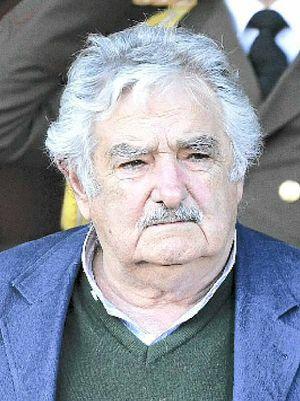 President Jose Mujica.