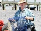Fisherman lands a great car parking idea