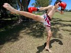 Mini Muay Thai marvel turning heads in Thailand