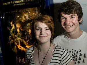 Hobbit fans come out for Boxing Day