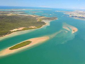 Severe marine pollutant may have been released at Gladstone