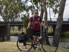 Ryan's ride from Gladstone to Sydney will help beat cancer