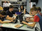 Maths Camp at Toowoomba Grammar School (TGS), Photo: Bev Lacey / The Chronicle