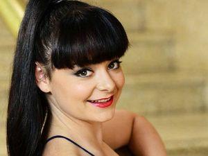 Ondreea set to cruise away on adventure as a dancer