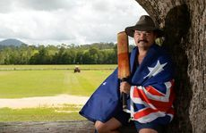Fifth generation Tyalgum resident and cricket lover Steve Guinea is looking forward to Australia Day.