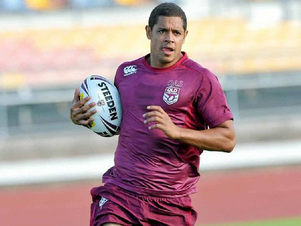 Mackay's Dane Gagai has seemingly blown his chances at a Queensland jersey - for now at least - after missing a training session at an Emerging Origin camp.