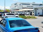 Extra spaces are now available at the Mackay Base Hospital car park, according to the hospital's chairman.