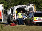 20-year-old killed in three-car crash at Caboolture