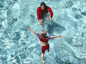 Hervey Bay Aquatic Centre pool ready for holidays