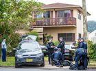 Four arrested after drug raids