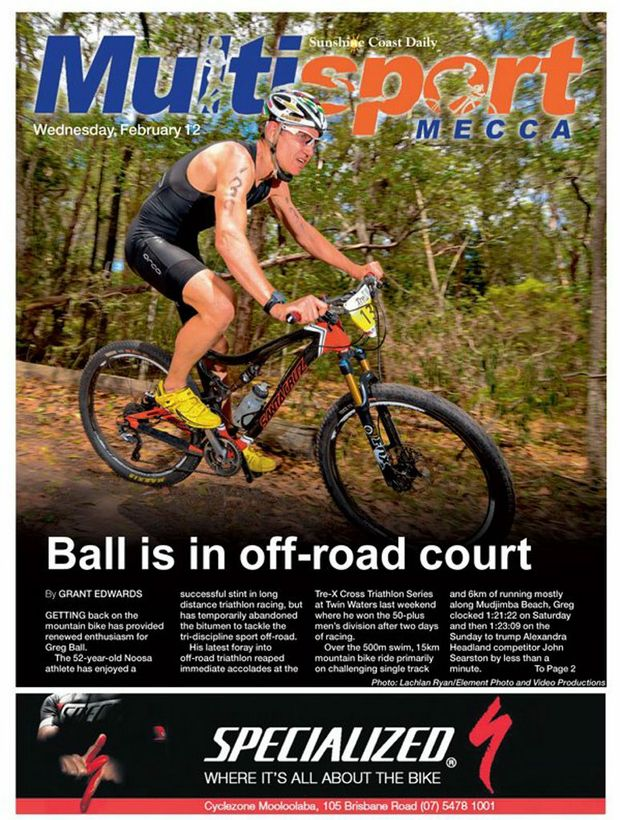 The February 12 edition of Sunshine Coast Multisport Mecca is out now.