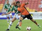 Roar fails to bring down Jets hoodoo