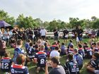 NRL legends visit Gladstone.