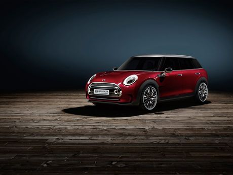 The Mini Clubman Concept.