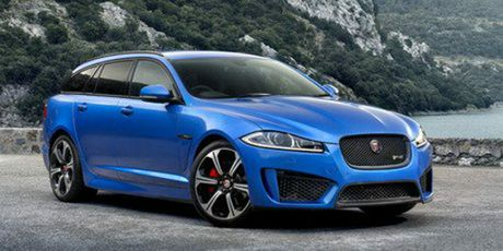 The Jaguar XFR-S Shootbrake.